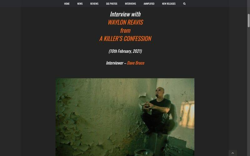 amnplify Interviews Waylon Reavis