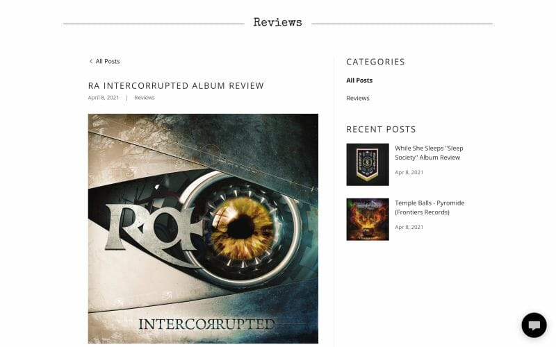 Step into the Paradigm Ra Album Review